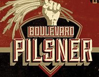 Boulevard Brewery - Pilsner Concept Packaging