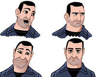 Animation Expression Sheets