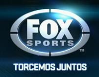 Vinheta - Fox Sport