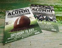 Supreme Athlete Alumni Flag Football