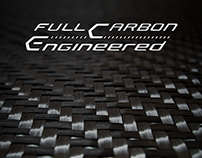 FULL CARBON ENGINEERED Logotype