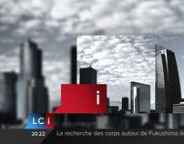 LCi News rebrand proposal