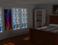 Arch Viz Room