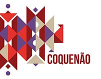 COQUENÃO - Proposta Logo