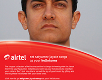 Airtel Emailers