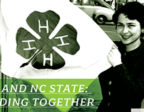 4-H + NC State: Leading Together
