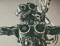 Republic of robots | Set I — Robot DJ