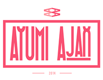 AYUMI AJAX - Logo pessoal