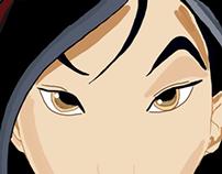 Character: Mulan