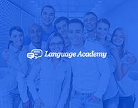 Language School Advertising Kit