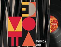 "LP ""AWUNISM"" - ED MOTTA / Musica para los ojos"