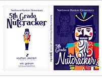 NRE 5th Grade Nutcracker DVD Cover Art