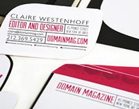 Domain Magazine