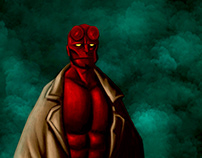 Hellboy, The Seed of the Destruction