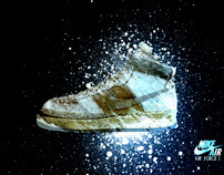 2007. FormatMag X Solebox: The Sneaker Contest