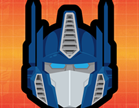 Transformers Head Cards
