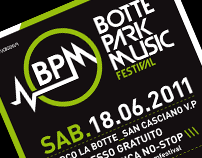 BPM \\\ Botte Park Music Festival