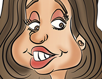 Caricature - Caricatura - Ilustracion