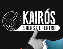KAIRÓS SALAS DE TEATRO