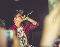 Bruno Mars Pre Party Singapore 2014