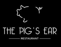The Pigs Ear Restaurant