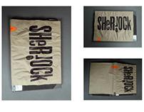 Sherlock Holmes Book Jacket