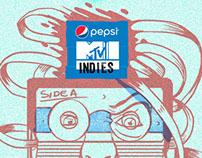 PEPSI + MTV Indies