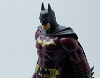 Mattel DC Martial Arts Batman