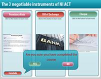 e-learning sample Module-N I Act