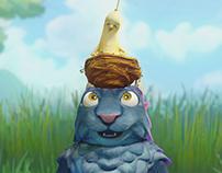 'Treasure Nest' Animation Reel