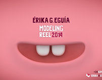 Modeling Reel 2014