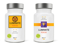 Luminate Focus Packaging