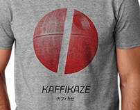 Kaffikaze Death Star tee