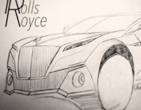 Rolls Royce SUV 2017