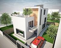 House HG in Cluj-Napoca Romania