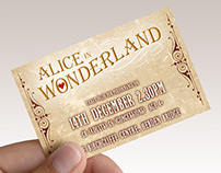 Role With It Productions :: Alice in Wonderland
