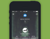 spePic - IOS App and Mobile Site