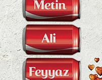 Bu Coca-Cola senin için