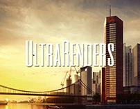Architectural visualization / UltraSurowiec