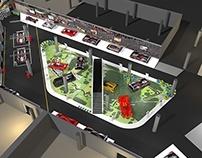 Geneva Motor Show 2014 (project)