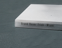 Brand Bauer Frick – CD Cover