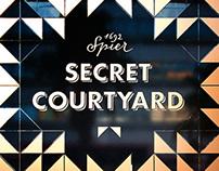 Spier Secret Courtyard