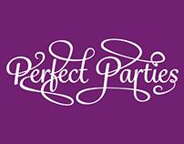 Perfect Parties Branding