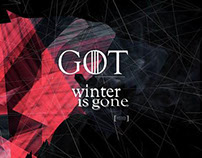 WINTER IS GONE.....GOT