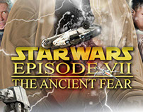 Star Wars Episode VII: The Ancient Fear Movie Poster
