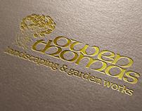 Logo - landscape gardener