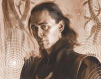 Loki (portrait)
