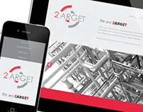 2arget Client Website