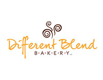 Different Blend Bakery Logo