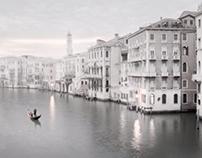 Santi Apostoli Grande Canal, Venice